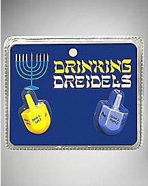Drinking Dreidels Game