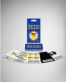Beer! Card Game