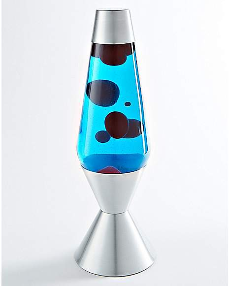 Blue and Red Lava Lamp - 16.3 Inch - Spencer's