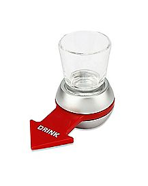 Spin the Shot Drinking Game - 1 oz