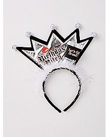 Birthday Bitch Shot Glass Tiara