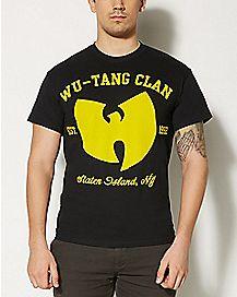 Wu-Tang Clan Est 1992 T Shirt