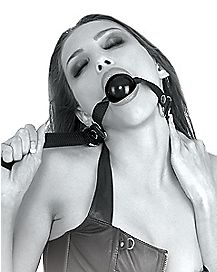 Beginners Ball Gag - Pleasure Bound