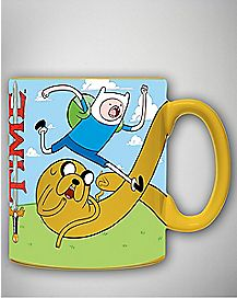Adventure Time Mug 20 oz