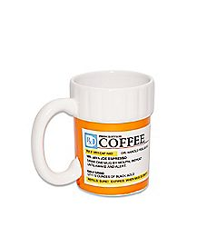 Prescription Coffee Mug - 12 oz.
