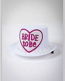 Bride to Be Mini Hat