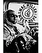 Mac Miller Black and White Poster