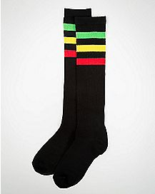 Athletic Stripe Socks