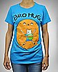 Adventure Time 'Brohug' Junior Fitted Tee