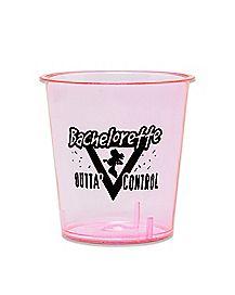 Bachelorette Mini Shot Glasses 2 oz. - 12 Pack