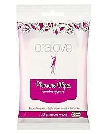 Oralove Pleasure Wipes