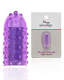 Oralove Finger Friend Finger Vibrator- 1.75 Inch