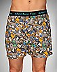 Adventure Time Mens Boxers