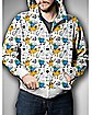 Adventure Time Punch Hoodie