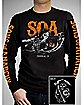 Sons of Anarchy Reaper Long Sleeve Tee