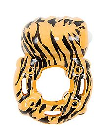 Wild Thing Vibrating Cock Ring Tiger