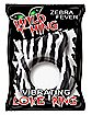 Wild Thing Vibrating Cock Ring Zebra