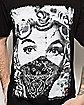 Marilyn Monroe Bandana T shirt