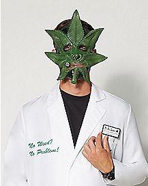 Pot Leaf Mask