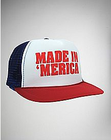 Made in 'merica Trucker Hat