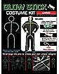 Glow Stick Costume Kit