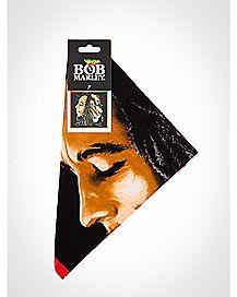 Bob Marley Lion Face Bandana