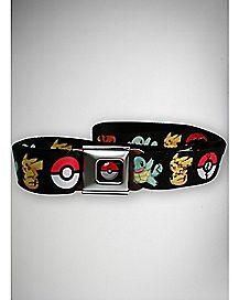 Poke Ball Seatbelt Belt - Pokemon