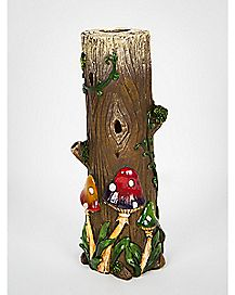 Mushroom Tower Incense Burner