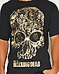 Skull The Walking Dead T shirt