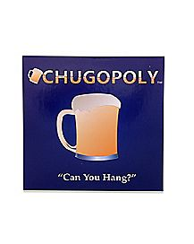 Chugopoly Drinking Game