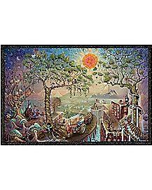 Daydream Sunshine Poster