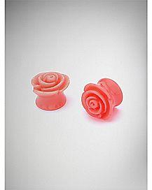 Coral Rose Plug 2 Pack
