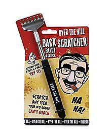 Over the Hill Butt & Crotch Scratcher