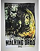 The Walking Dead Zombie Wall Banner