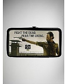 Rick Fear The Walking Dead Fliplock Wallet