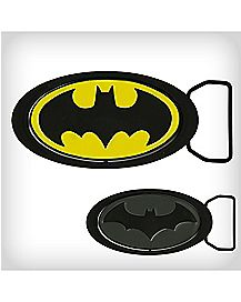 Flip Logo Batman Belt Buckle