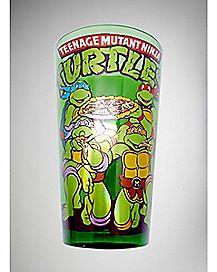 Pizza Teenage Mutant Ninja Turtles Pint Glass