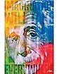 Imagine Stephen Fishwick Einstein Poster