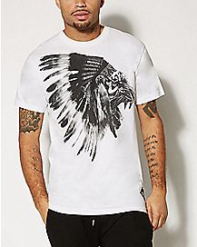 Tiger Chief Yung by Wiz Khalifa T shirt