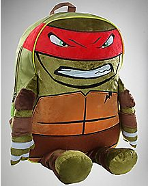 3D With Mask Backpack - TMNT