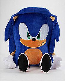 3D Sonic the Hedgehog Backpack