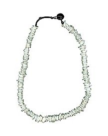 White Puca Shell Necklace