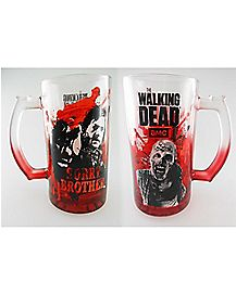 Sorry Bro The Walking Dead Beer Mug 16 oz