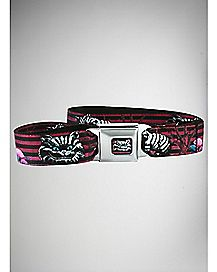 Cheshire Cat Alice in Wonderland Seatbelt Belt