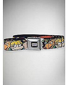 Characters Rugrats Seatbelt Belt