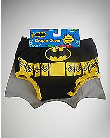 Batman Caped Diaper Cover