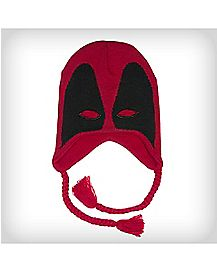 Deadpool Mask Laplander Hat