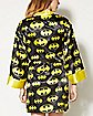 Silky Batman DC Comics Robe