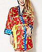 Wonder Woman Silky Robe