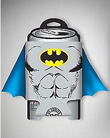 Caped Batman Can Cooler